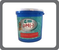 Caixa pH(-)