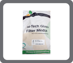 caixa vidro filtrante